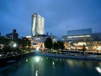 ANAクラウンプラザホテル富山(旧富山全日空ホテル)