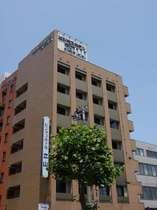 ビジネスホテル立山