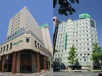 博多グリーンホテル1・2号館