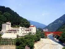 黒部峡谷・宇奈月温泉 ホテル黒部